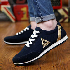 New Fashion Breathable Sneakers Sport Casual Athletic England Mens Boat Shoes 04
