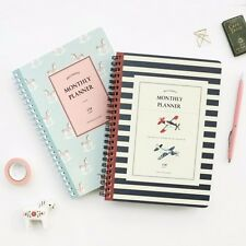 Iconic Becoming Monthly Planner Scheduler Monthly Journal Diary Journey Undated