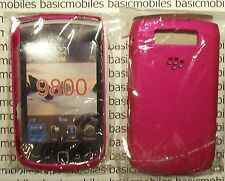 Hard Shell Armor Cover Case For BlackBerry 9800 / 9810 Torch - Assorted Colours