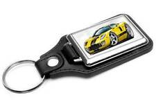 Ford GT Exotic Classic Car Key Chain Ring Fob NEW