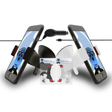 Claw Style Suction Car Holder And Car Charger For Samsung i9000 Galaxy S