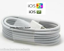 Genuine 1m Lightning To USB Charger Cable for Apple iPhone 6+ 6S 5 5S iPad Air