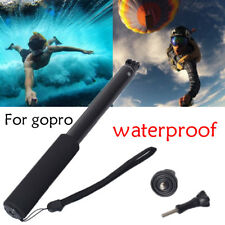 Waterproof Monopod Tripod Extendable Handheld Monopod selfie Stick for Gopro