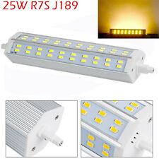 10/20/30X Dimmable 25W R7S J189 5730 SMD 60LEDS Lamp Corn Light Bulb Warm White
