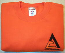 Allis Chalmers Triangle Full Back Pullover, Hooded Pullover, Full Zip Sweatshirt