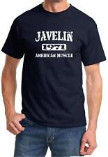 1971 AMC Javelin American Muscle Car Classic Design Tshirt NEW FREE SHIP