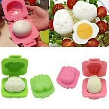 New Cute Vogue Boiled Egg Rice Mold Bento Maker Sandwich Cutter Kitchen Tools H