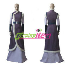 Avatar The Last Airbender Cosplay Costume Dress Adult Halloween Carnival Costume