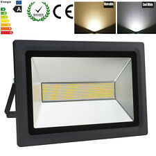 Outdoor 200W LED Flood Light Spot Light Cool/Warm White Landscape Garden Lamp