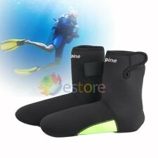 Neopine 3mm Neoprene Swimming Scuba Surfing Socks Snorkeling Water Sport Boots