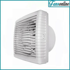 Boris Window Exhaust Fan | 180mm Model | Bathroom Exhaust Fan - Fansonline
