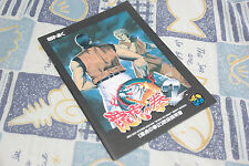 SNK NEO GEO AES HOME CART MANUAL **ART OF FIGHTING2**JP VERSION<MANUAL ONLY>