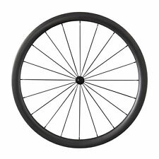 Only 540g 700C 38mm Clincher Tubular Road Bike Wheels Bicycle Carbon Wheels