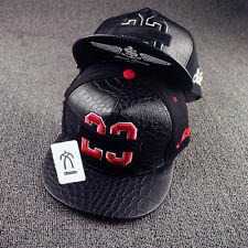 Unisex  Adjustable Baseball Cap Snapback Hip-hop Hat Flattened New Coming CTY