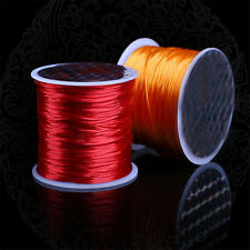 Unique Elastic Stretchy Beading Thread Cord Bracelet String For Jewelry Making