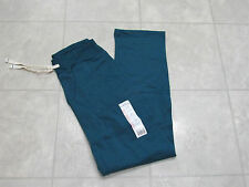 New Without Tags Eddie Bauer Womens Sweat/Lounge Pants-Color-Teal-Size-Medium