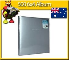 Photo Album 6x4 10x15cm Holds 500 6x4 Photos