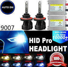 2x Bi-Xenon Conversion Kit HID Headlight Bulb Dual Beam FORD 9007 55W Hi-Lo DSV