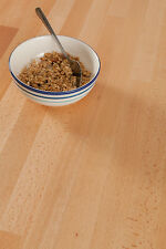Beech Wooden Worktops - Solid Wood Timber Work Surfaces, In All Popular Sizes