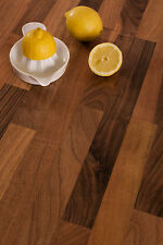 Walnut Wooden Worktops - Solid Wood Timber Work Surfaces, In All Popular Sizes