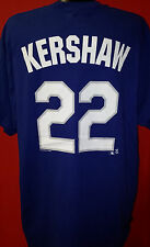 Los Angeles Dodgers Clayton Kershaw Name + Number T-Shirt Tee