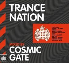 NEW Trance Nation: Cosmic Gate (Audio CD)