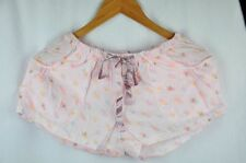 E et D 8203684 cotton sleepwear pajamas shorts pants size 10 12 14