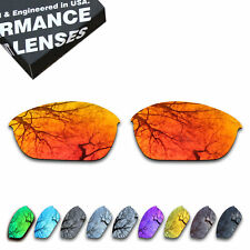 T.A.N Polarized Lenses Replacement for-Oakley Half Jacket 2.0-Multiple Options