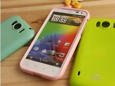 Remax Jelly Series TPU Soft Case Cover for HTC Sensation XL G21