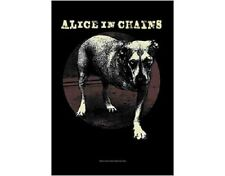 ALICE IN CHAINS - GRIN LOGO - OFFICIAL TEXTILE POSTER FLAG