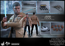 Hot Toys Star Wars The Force Awakens Finn 1/6 Scale 12 Inch Figure