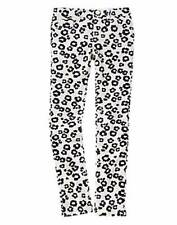 NWT Gymboree Girls City Kitty Leopard Skinny Stretch Pants Size 4 5 & 6
