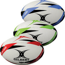 RUGBY BALL - GILBERT G-TR3000 TRAINING BALLS SIZE 4 & 5 - RRP £25 TRAIN