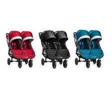 Brand New 2015 Baby Jogger City Mini GT Double Stroller