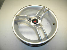Can Am Spyder RS990 Roadster Front Wheel Silver OEM 706200497 14X5