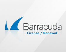 Barracuda NG Firewall F600 model F20  1 Year Instant Replacement