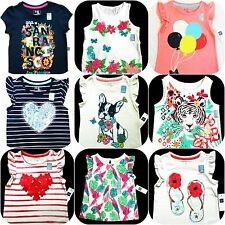 NEW babyGap Infant toddler Girls GAP T Shirts tops Cotton Size 2.3.4.5 years