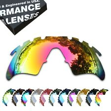 T.A.N Polarized Lenses Replacement for-Oakley M Frame Heater Vented Sunglasses