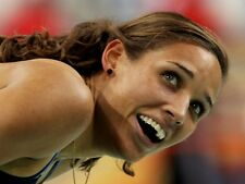 Lolo Jones 8x10 11x17 16x20 24x36 27x40 Olympics Track and Field Photo Poster A