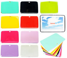 "Silicone Case Cover For SAMSUNG Galaxy Note 10.1"" Tablet GT N8000 protective"