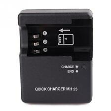 MH-23 Battery Charger for Nikon EN-EL9 D5000 D3000 D60 D40 D40x D5000 DSLR-D40