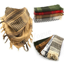 Lightweight Military Shemagh Arab Tactical Desert Army Shemagh KeffIyeh Scarf  X