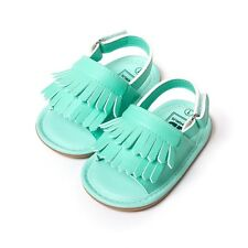 Stylish Baby Tassel Moccasins Girls and Boys Shoes Sandals Summer Soft Tassel