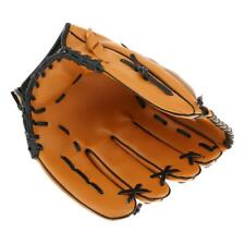 "10.5"" 11.5"" 12.5"" Soft PVC Leather Youth Baseball Softball Glove Mitt Left Hand"