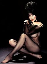 Elvira Mistress of the Dark Sexy Goth POSTER