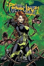 Poison Ivy Poster Batman Retro Vintage Comic Print Wall Art Large Maxi