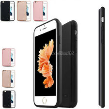 Backup External Portable Thin Charger Battery Power Cover Case For iPhone 6 6S +