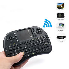 2.4G Wireless Mini I8 Wifi Keyboard Air mouse Touchpad For Android TV PC TV BOX