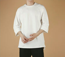 NEW Vintage Urban Casual Oversized Short Long Cropped Sleeve Loose T Shirts Top