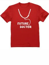 Future Doctor - Cute Baby Grow Vest Funny Unisex Toddler/Infant Kids T-Shirt